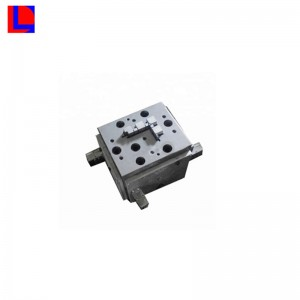 Fournisseur chinois nouvelle conception Extrusion PLASTIC Mold Making